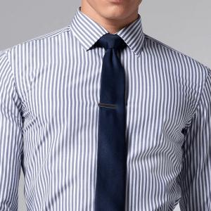 Klasik Çizgili Gömleklere Odaklanın
