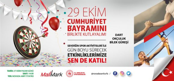 29 Ekim Cumhuriyet Bayramı Kutlama