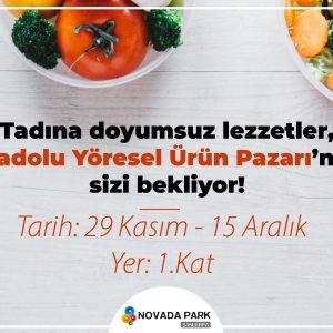 Anadolu Yöresel Ürün Pazarı