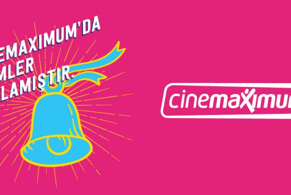 Cınemaximum'da Filmler Başladı!