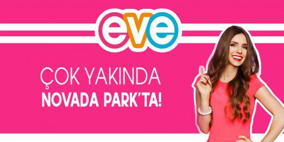 Eveshop Novada Park'ta!